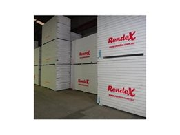 RendeX® External Cladding Panels from Prestige Wall Systems