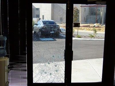 Protect your property & assets with Safety & Security Window Film