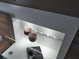 Magic LED Cabinet Lighting from Hettich