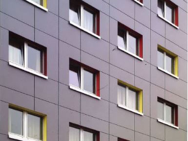 Swisspearl Zenor: Non-combustible composite cement panel