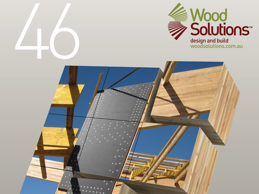 Technical Design Guide #46: Wood construction systems