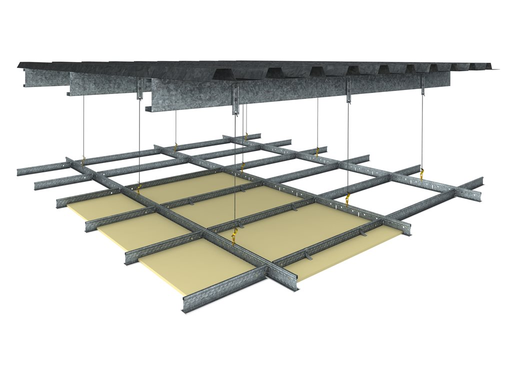 Ceiling systems
