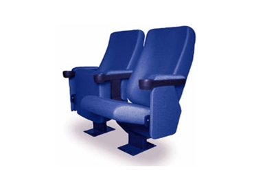 Blue Derby style cinema seating