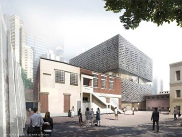 Tai Kwun Arts Precinct in Hong Kong