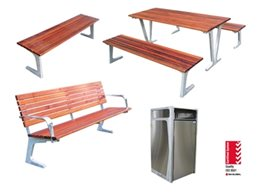 Street & Park Furniture Suites by Furphy Foundry