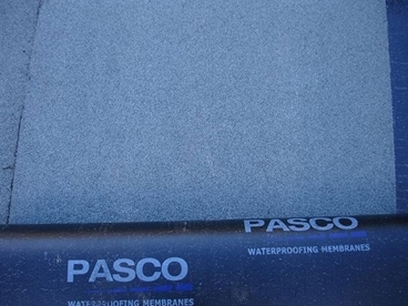 Waterproofing Membranes from Pasco for Internal and External Applications l jpg