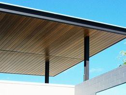 Flexible InnoCeil modular ceiling system from Innowood Australia
