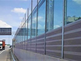 DONCHAMP® NoiseGuard acoustic barriers