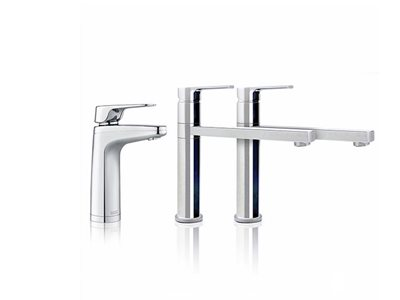Billi XL Levered Dispenser Paddle Mixer Taps_Chrome finish filtered water tap