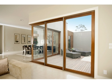 Aluminium and Timber Windows and Doors by Stegbar