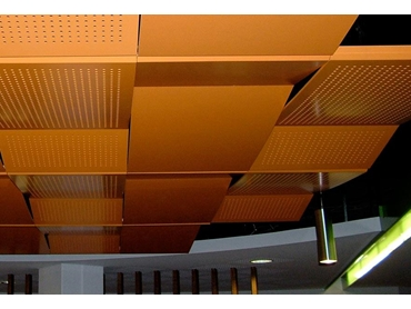 Stylish Commercial Acoustic Ceilings from Novaproducts Global