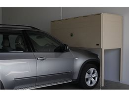 Over Bonnet Storage Systems - The Box Thing from Apartment Storage Systems