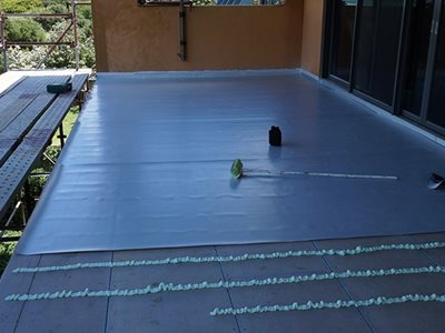 Cosmofin PVC waterproofing membranes the economica