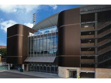 Evershield - Sydney Cricket Ground: Compliments historic facades