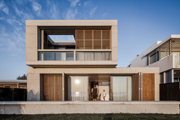 Mermaid Beach Residence windows