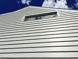 INEX>WEATHERBOARD™, exterior cladding walls from UBIQ