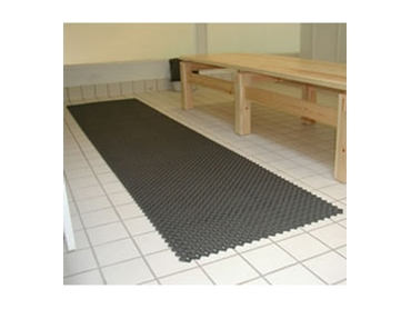 Interlocking Lagune No Wet Area Anti Fatigue Matting from General Mat Company l jpg
