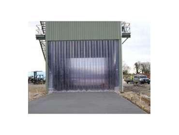 Flexshield PVC curtains and strip doors