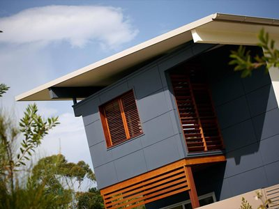 EasyLap™  Panel Cladding
