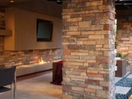 The Country Ledgestone Cultured Stone product range