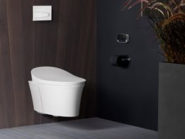 Veil intelligent toilet- where technology meets art