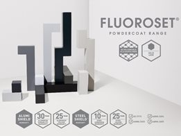 Fluoroset gives your project class leading colour retention