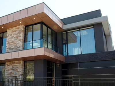 Adelaide Dream Homes with performance coating