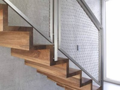 webnet banister timber stairs