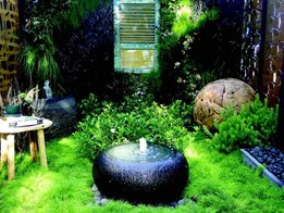 Water Features, Bowls and Pots