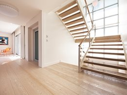 Contemporary stairs for modern living from S&A Stairs