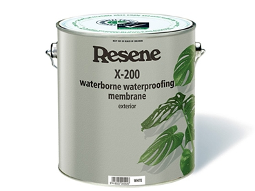 Resene X-200 Waterproofing Membrane Paint