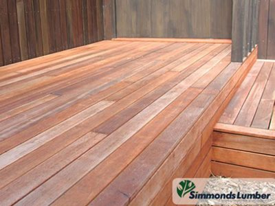 Simmonds Lumber Timber Decking Outdoor Detail