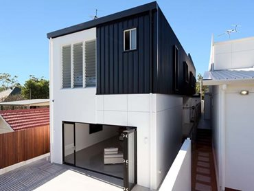 Brisbane homes with Cemintel facades