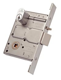 ALCO 5000 Stainless Steel Mortice Locks