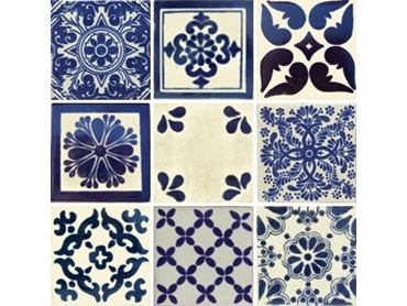Mexican Tiles and Spanish Tiles