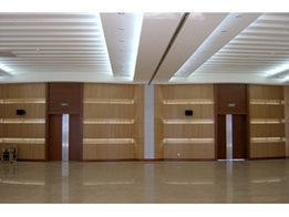 Timber Acoustic Panels from Sontext