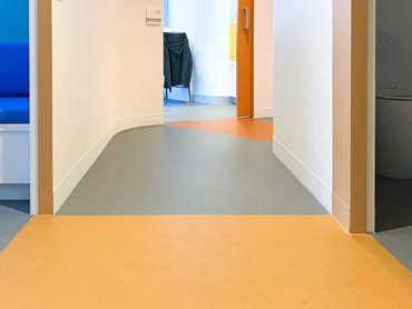Altro Orchestra is engineered for use in areas where comfort and sound reduction are important