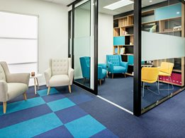 Colour Tone and Colour Duet Carpet Tiles for Commercial Applications