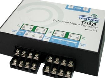 TecHome Controllers – We Can Control and Automate Anything in the home