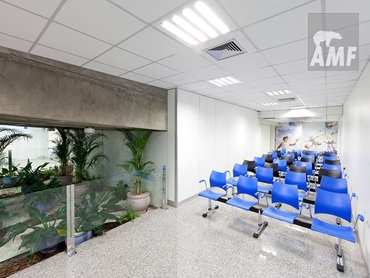THERMATEX MEDICAL The ceiling system for healthy environments