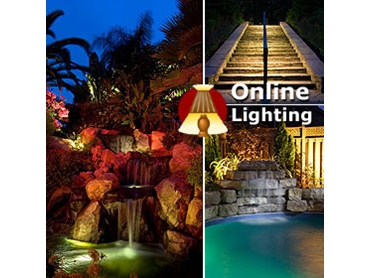 Lights for gardens, entrances, stairways and pathways