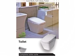 Luxury Eco Toilet from The Bidet Shop