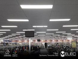 Commercial LED Lighting by M-Elec