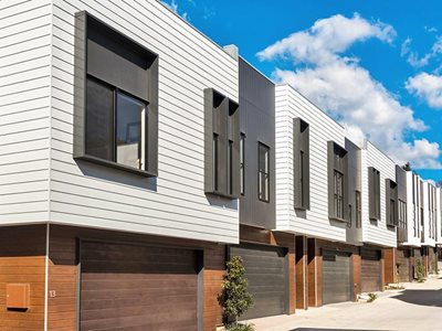 Weathertex Weatherboard Timber Cladding Residential Facade