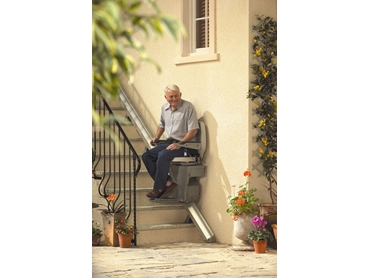 Stannah Modern Electric Stairlifts by P R King Sons l jpg
