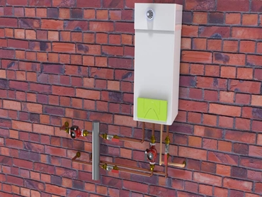 Meridian 100kw Wall Hung Boiler provide high and constant efficiencies to reduce energy consumption