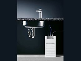 Billi Alpine & Alpine 125: Chilled and ambient filtered water taps