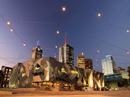 Ronstan Tensile Architecture: Catenary Lighting