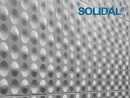 SOLIDAL® Dimple® Solid Aluminium (Non-combustible)