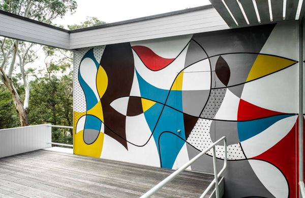 Rose Seidler House artwork